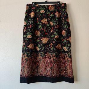 🌵Briggs Petite skirt